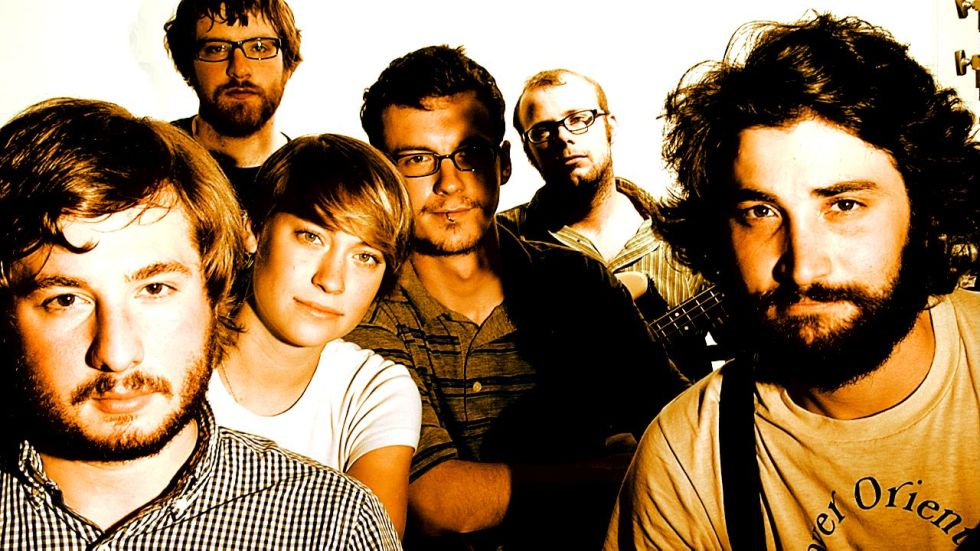 Detroit natives Frontier Ruckus play Mercury Lounge in NYC on Saturday, February 9.