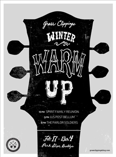 grassclippings winter warm up – 2/17/12