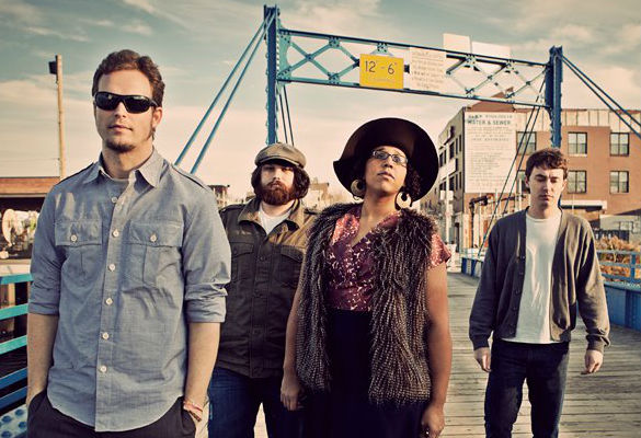 Alabama Shakes Perform at Bowery Ballroom, Music Hall of Williamsburg