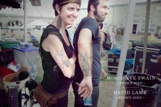 Best Tattoos of 2012 Newport Folk Fest