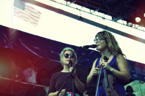 Sara Watkins & Charity Rose Thielen