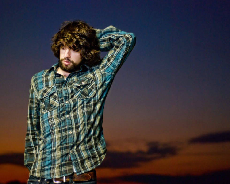 Anthony D'Amato opens up for Kalob Griffin Band on Thursday at The Mercury Lounge