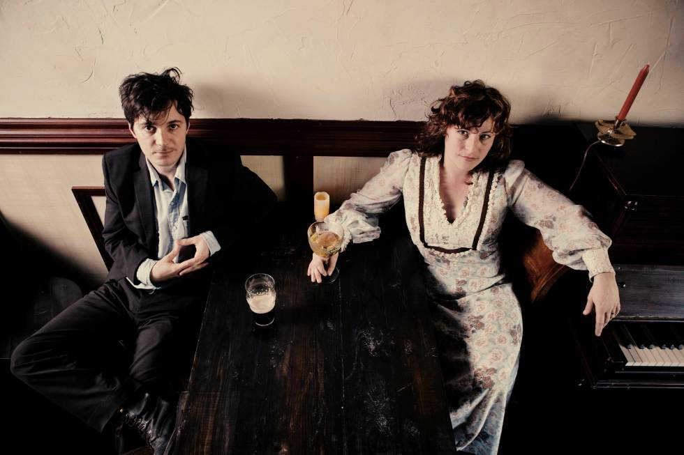 Charleston's Shovels & Rope plays NYC's Bowery Ballroom this week.