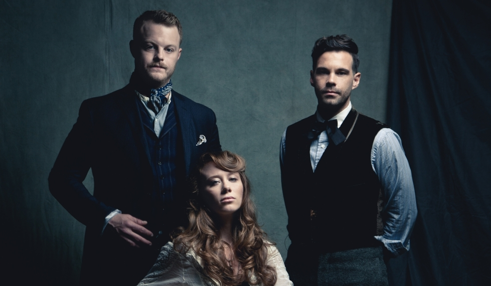 The Lone Bellow plays Celebrate Brooklyn this Saturday, July 20 in Prospect Park.