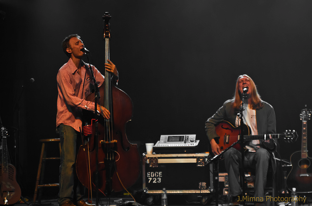 The Wood Brothers and Rayland Baxter play Bowery Ballroom on Friday, March 1.