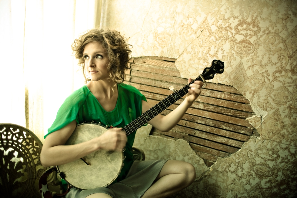 Abigail Washburn performs 'Post-American Girl' at Joe's Pub on March 28, 29 and 30 in NYC.