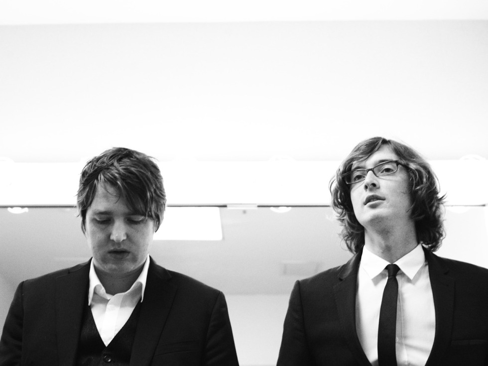 The Milk Carton Kids play the Bowery Ballroom on Sunday, May 19. (Photo: Brendan Pattengale)