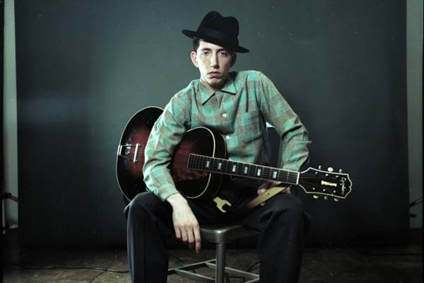 Pokey LaFarge plays NYC's Bowery Ballroom on Tuesday.