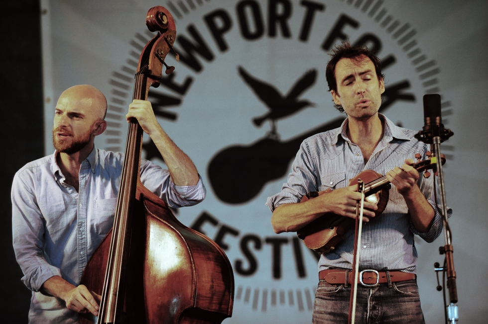 Andrew Bird & Alan Hampton