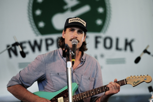 Rayland Baxter plays Bowery Ballroom with Houndmouth on Friday.