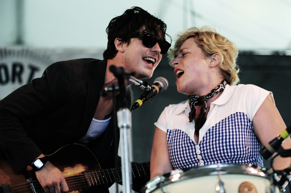 Shovels and Rope play Prospect Park Bandshell on Friday, June 27 with Valerie June and Shakey Graves.