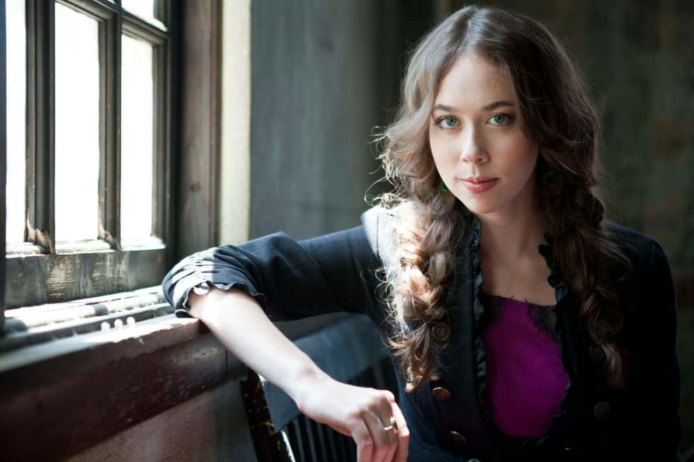 Sarah Jarosz - Photo by Scott Simontacchi