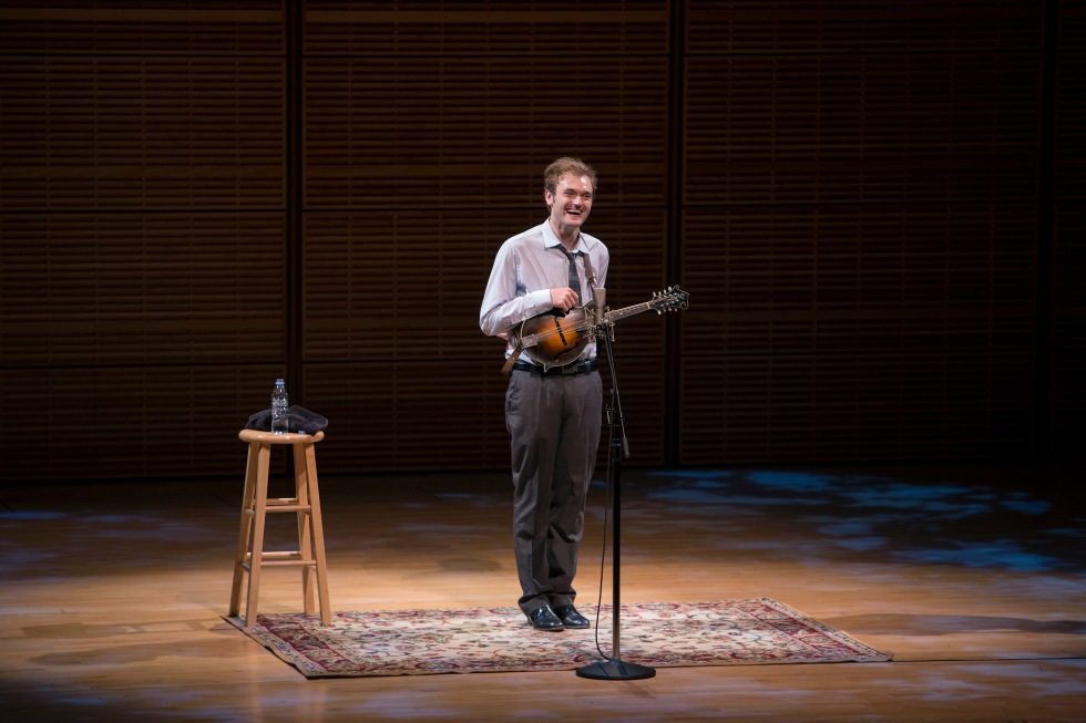 Chris Thile - Photo by Jennifer Taylor