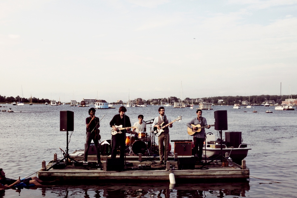 New England's Darlingside plays Rockwood Music Hall on Friday, December 13.