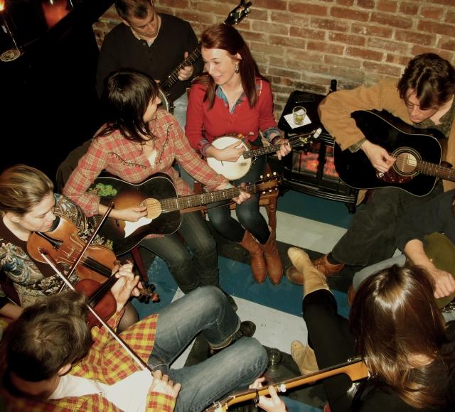 The Jam at Lowlands in Gowanus, Brooklyn
