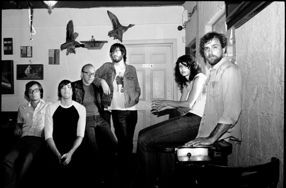 Okkervil River - Photo by Ben Sklar