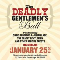 the deadly gentlemans ball