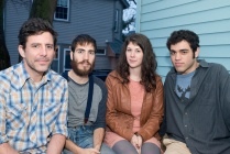 Christopher McCarthy, Avi Jacob , Diana Lee, & Scott Mizrachi - Photo by Lindsay Metivier