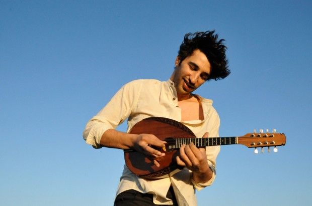 Israeli mandolin player Avi Avital plays NYC's Carnegie Hall on Friday (Photo: La Gazzetta Musicale)