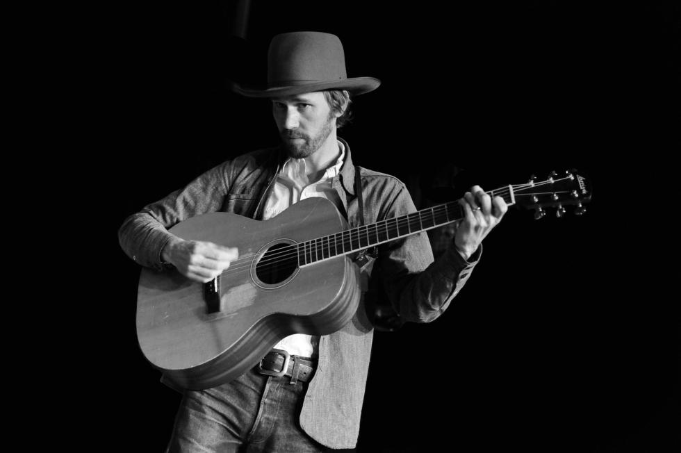 Willie Watson - Photo by Laura Heffington