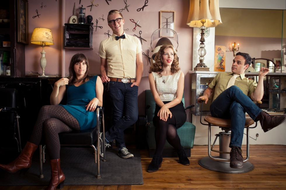 Lake Street Dive - Photo by Jarrod McCabe