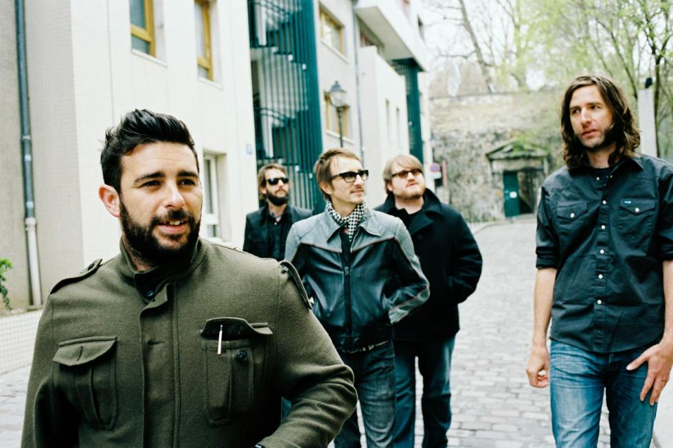 Band of Horses plays Town Hall on Thursday, February 27.
