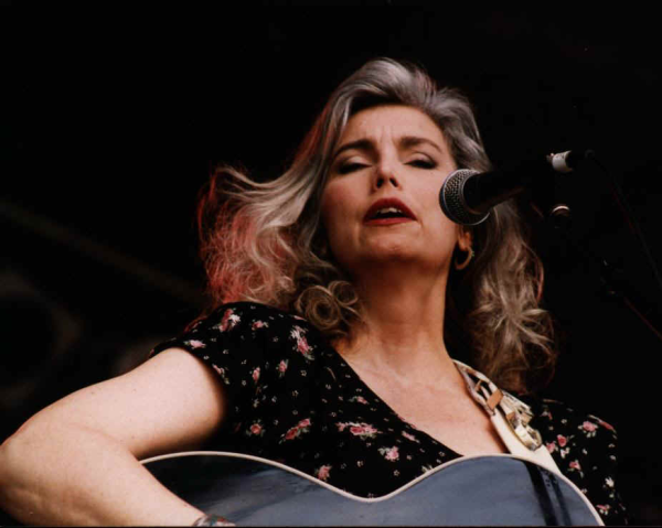 Emmylou Harris performs Saturday, April 12 at BAM.