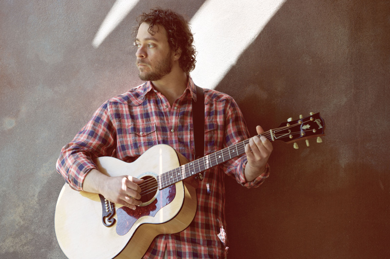 Amos Lee plays Prospect Park's bandshell on Friday, June 20. (Photo: Harper Lee)