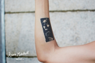 Best Tattoos of the 2014 Newport Folk Festival