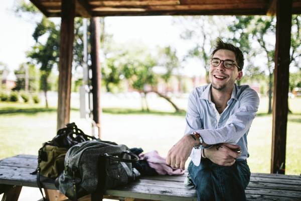 Justin Townes Earle - Photo by Joshua Black Wilkins