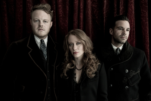 The Lone Bellow - Photo by Steven Sebring