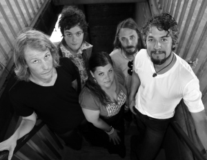 The Black Lillies - Photo by Sprouse Neuhoff
