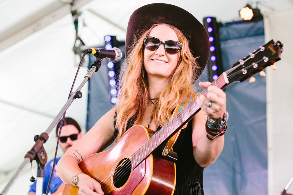Margo Price at Newport - Photo by Jamie Reiley of Music Savage